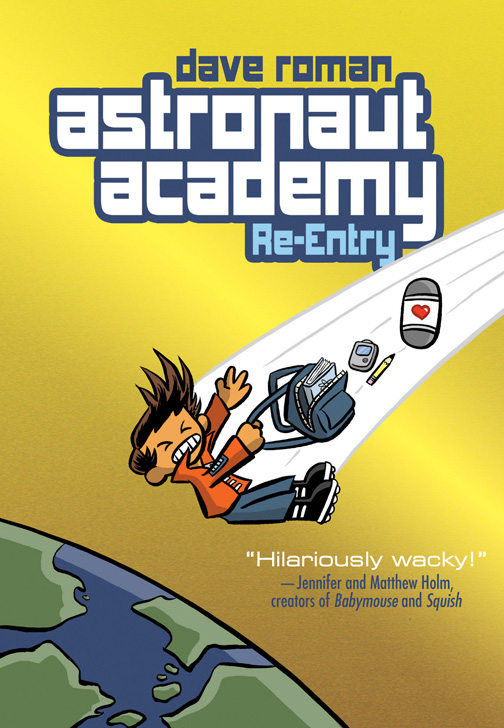 Astronaut Academy: Re-Entry cover