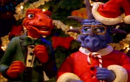 Claymation Dinosaurs