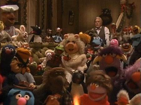 Muppet Family Xmas