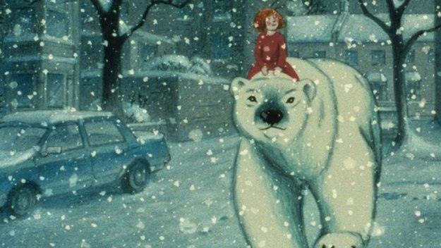Raymond Briggs The Bear