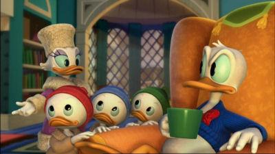 Donald & Family