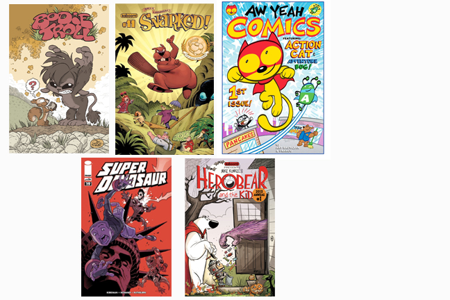 Original Comic Books for Kids