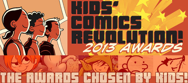 Kids Comics Awards