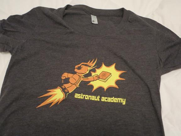Astronaut Academy T-shirt