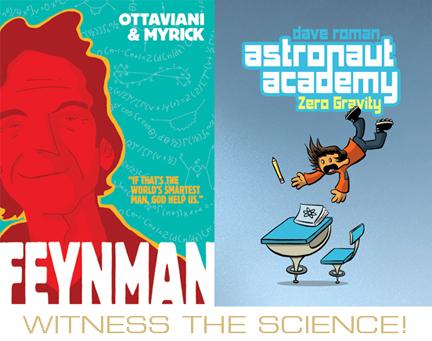 Feynman & Astronaut Academy