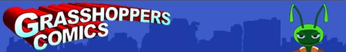 Grasshopper Comics Logo