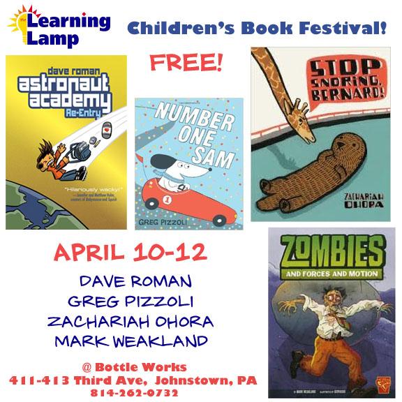 Learning Lamp Childrens Book Fest