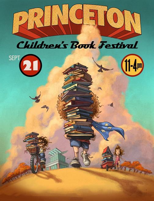 Princeton bookfest