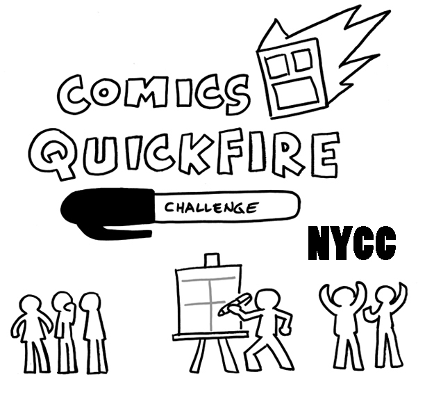 quickfire nycc