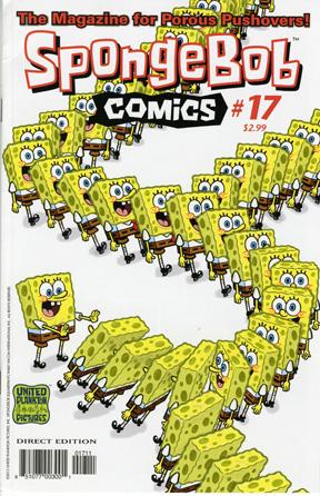 Spongebob comicbook