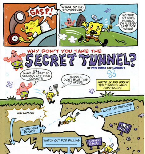 Spongebob comic