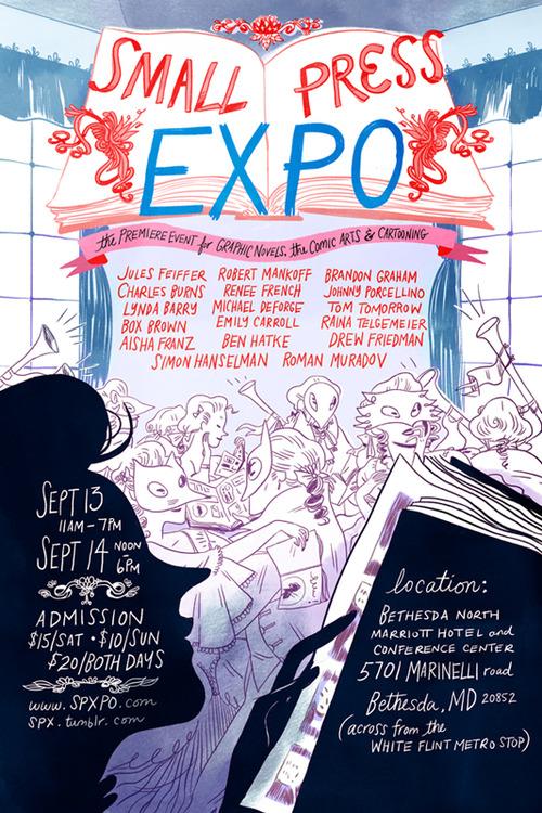 SPX Poster