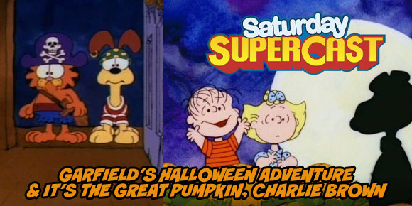 Saturday Supercast Halloween