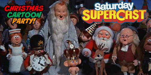 Saturday Supercast Christmas party