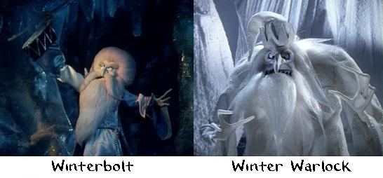 Winter Bolt Winter Wizard compare
