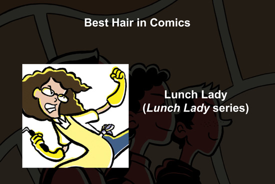 Lunch Lady best