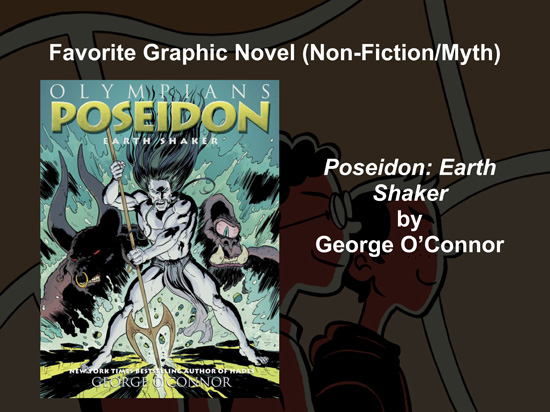 Best graphic novel non-fiction
