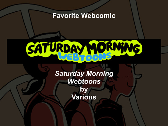 Best webcomic