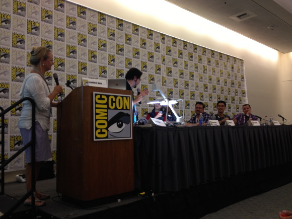 Drawing panel SDCC