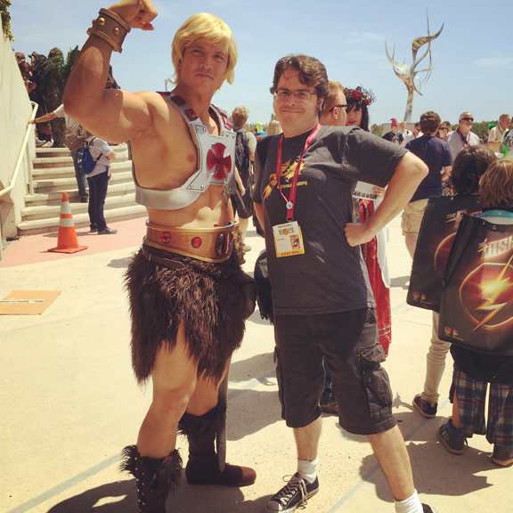 Best He-Man cosplay