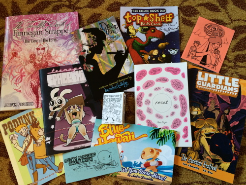 TCAF books