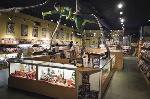 Heroes store 1