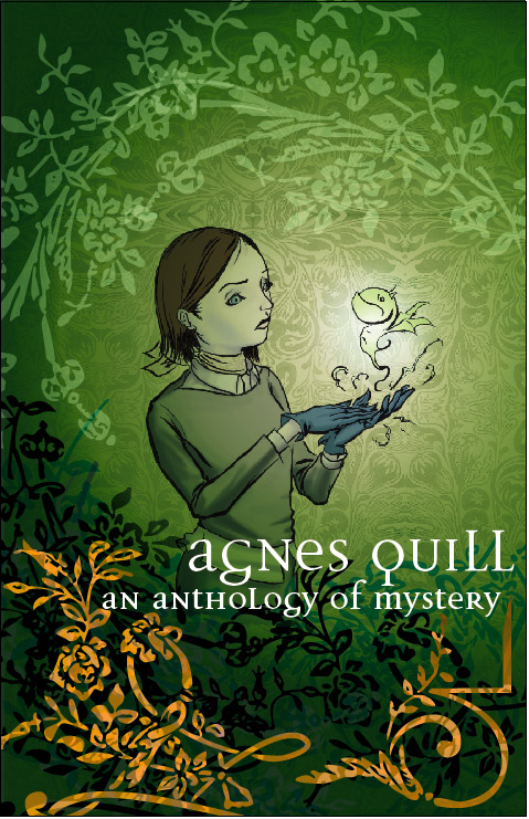 Agnes Quill Book Cover
