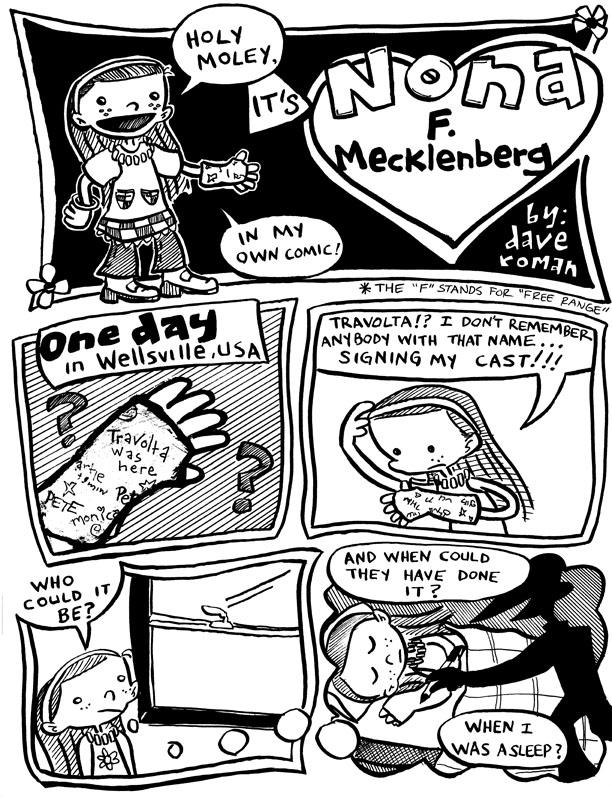 Nona F. Mecklenberg 1